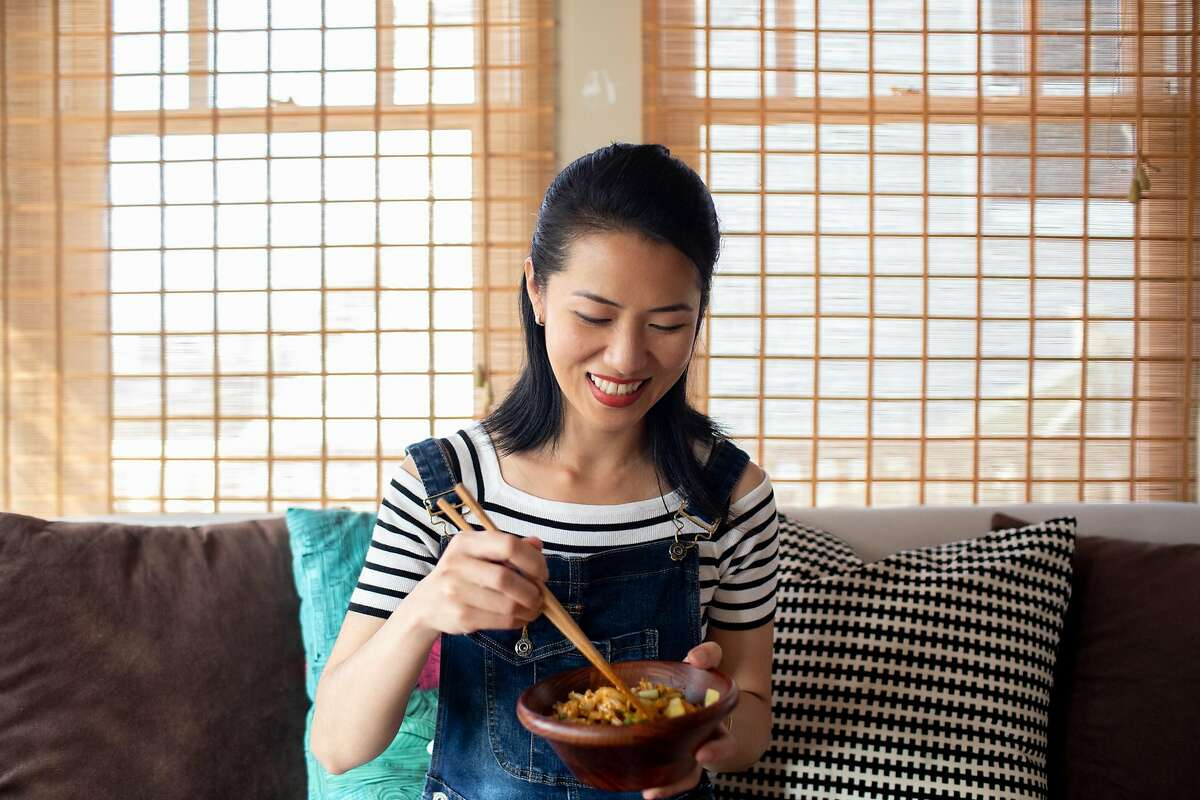Tracy Goh's specialty is Malaysian food.