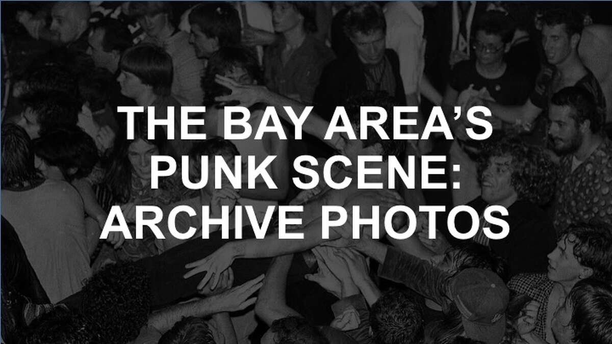Check out the gallery for photos of the Bay Area's storied punk scene.