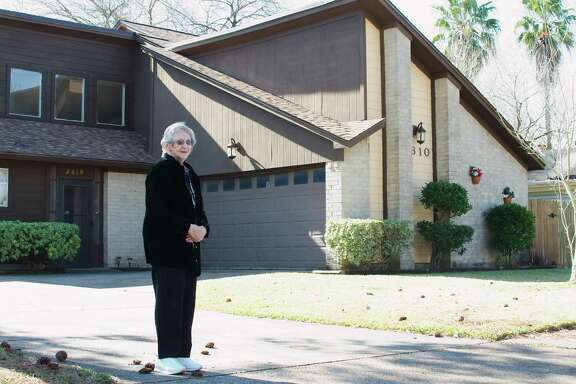 Janet Sprague says she is grateful for her new roof through help received from a roofing company and others after she was scammed out of money. The assistance came after Deer Park police detective Mason Moore began making calls to find help for her.