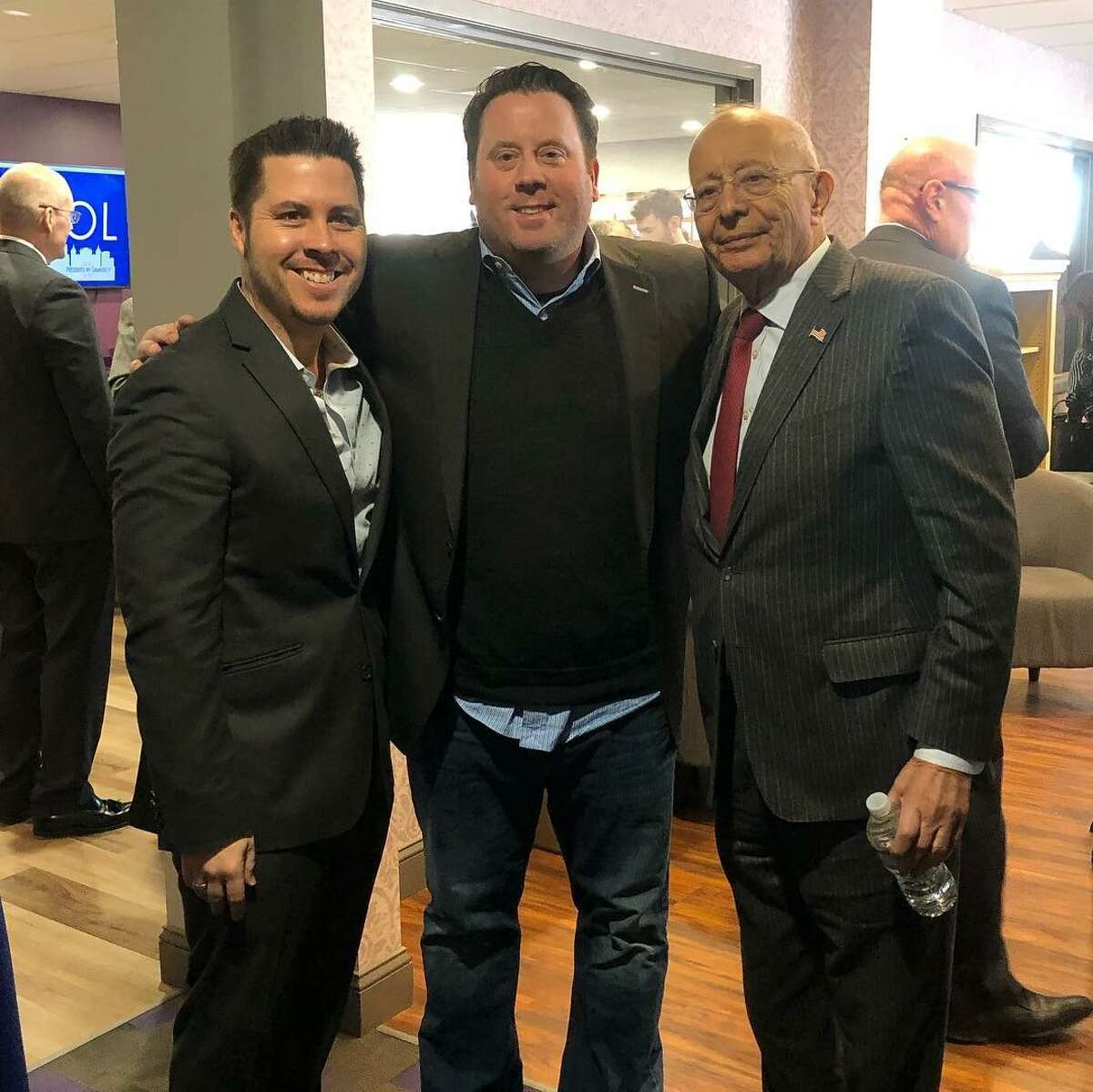 Were you Seen at Gramercy's Capitol View event series featuring former U.S. Senator Alfonse D'Amato at Bull Moose Club Albany on Monday, January 14, 2019?