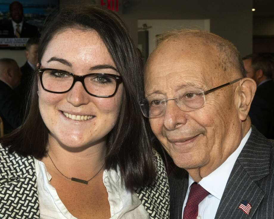 Were you Seen at Gramercy's Capitol View event series featuring former U.S. Senator Alfonse D'Amato at Bull Moose Club Albany on Monday, January 14, 2019? Photo: Gramercy