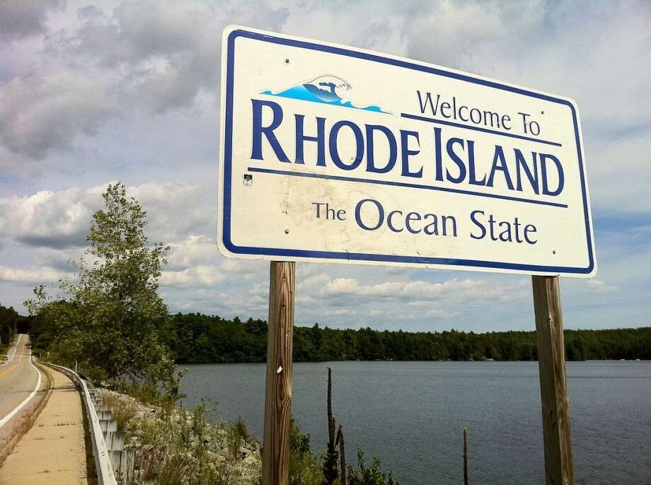 The Rhode Island Department of Environmental Management is asking Connecticut residents not to head to the state's shoreline this weekend.