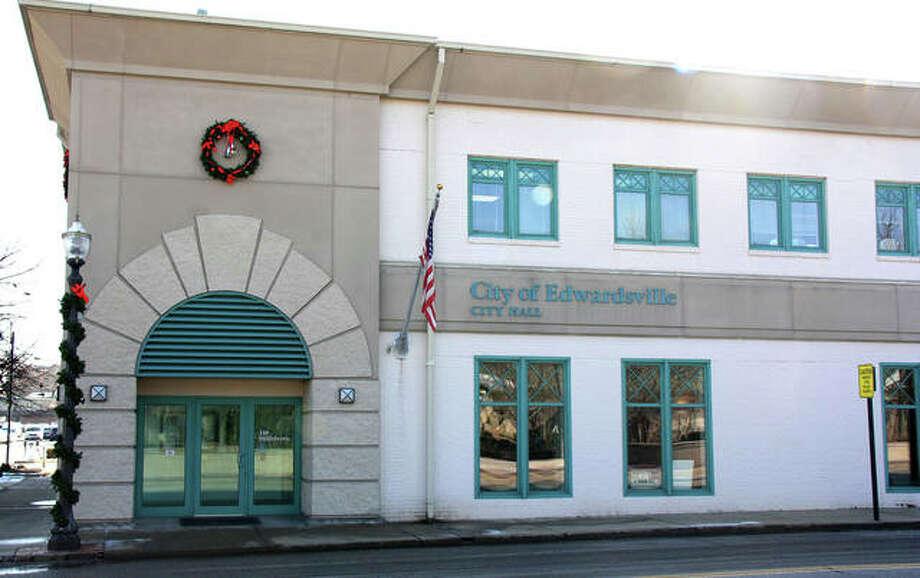 Edwardsville's City Hall. Photo: File Photo