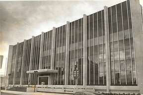 The AT&T Building in downtown Beaumont in an undated archive photo. Enterprise archive photo