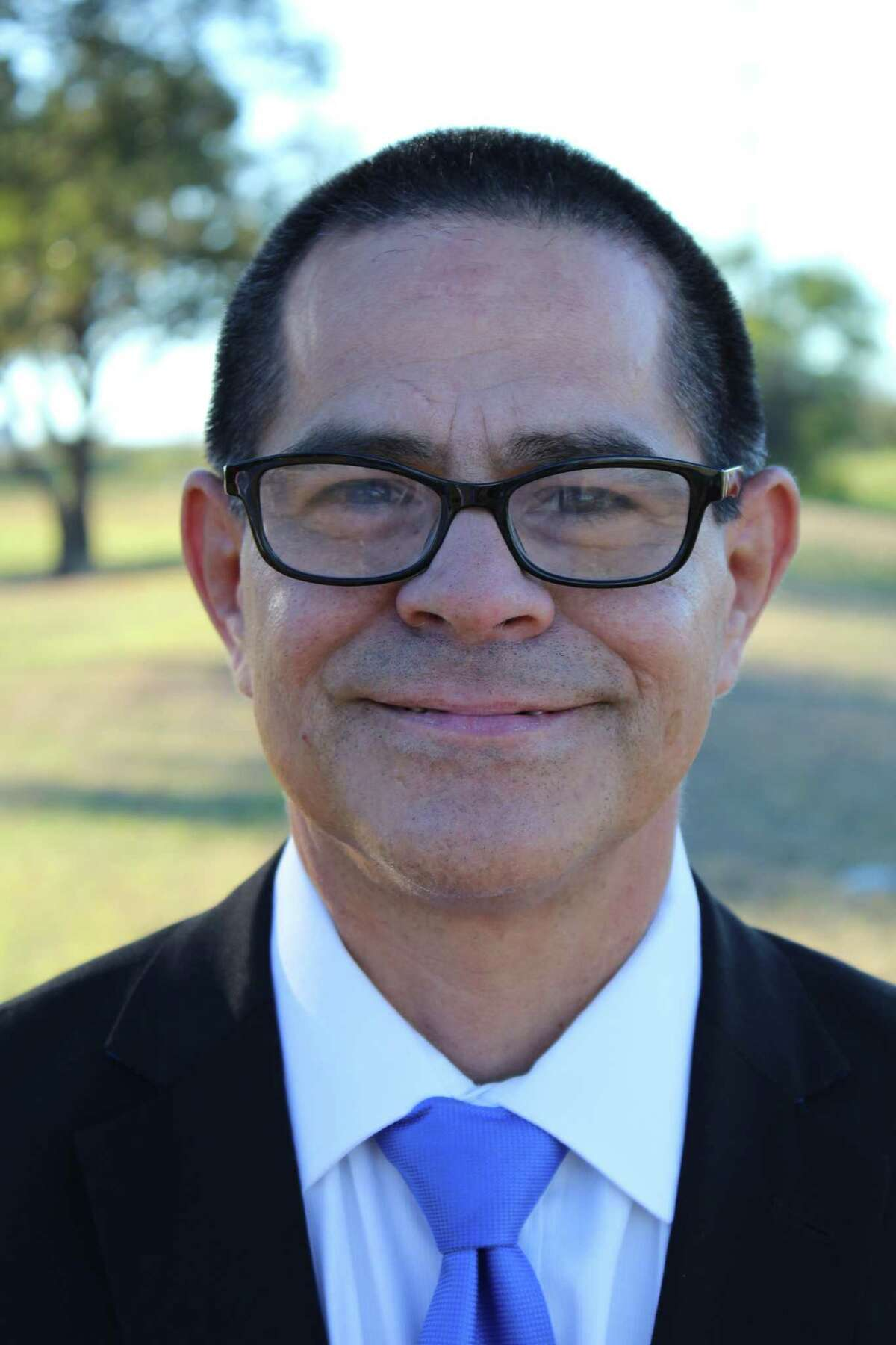 Steve Huerta, a social justice advocate, is running in the special election to fill the vacant District 125 seat in the Texas House.