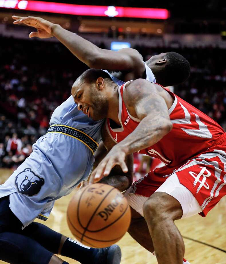 Houston Rockets House Jr: Jan. 15: Rockets 112, Grizzlies 94