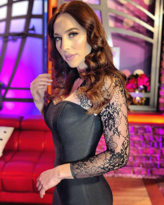 2019: Univision host Prissila Sanchez