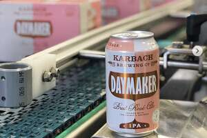 Karbach recently released a new Brut Rosé IPA called Daymaker.
