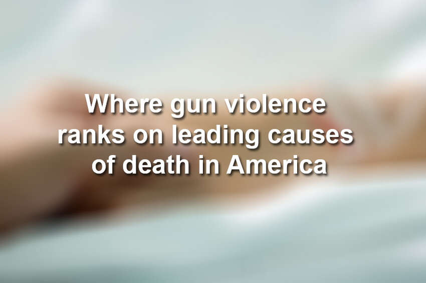 Keep scrolling to see the odds of a gun killing the average American, according to the National Security Council.