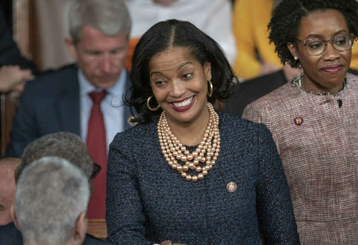 Rep. Jahana Hayes, the 2016 National Teacher of the Year, has been given the job in Congress that she really wanted - a seat on the House Education and Labor Committee.