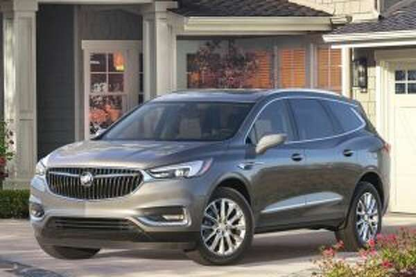 Redesigned just last year, the second-generation Buick Enclave large crossover utility vehicle offers a wide range of features and options. It comes with a 310-horsepower V-6 engine and a nine-speed automatic transmission.