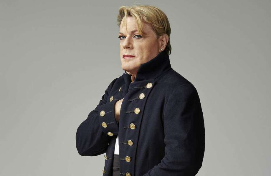 "Eddie Izzard's new stand-up show is ""Wunderbar."" Photo: Amanda Searle"