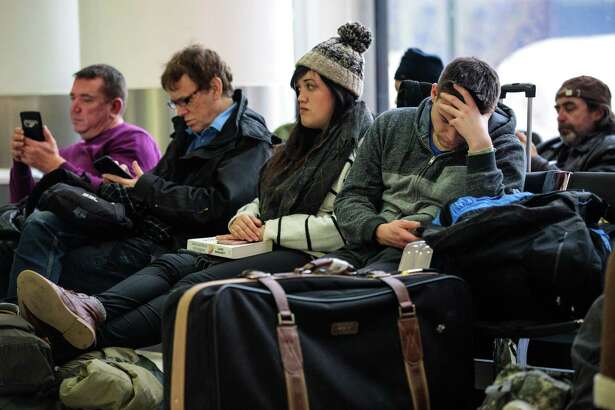 Airport delays can be a drag, especially when traveling cross-country.