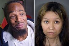Cameron Roby, Jessica Briones - San Antonio murder suspects HP image