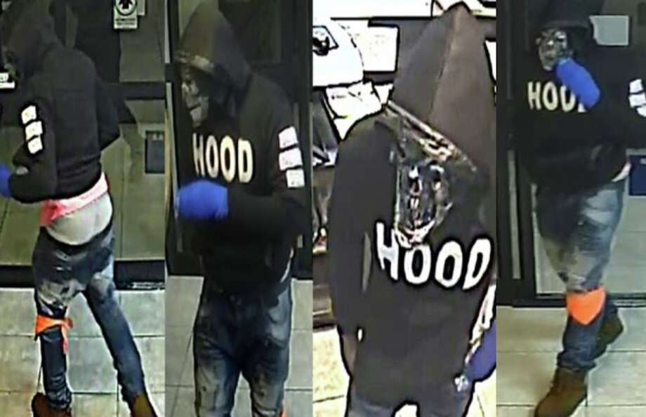 A man robbed the America's Best Value Hotel along North Beltway 8 near the Hardy Toll Road around 2 a.m. Nov. 3, 2018, according to the Houston Police Department. Anyone with information about the suspect's whereabouts is urged to call Houston Crime Stoppers at 713-222-TIPS (8477). Photo: Houston Police Department