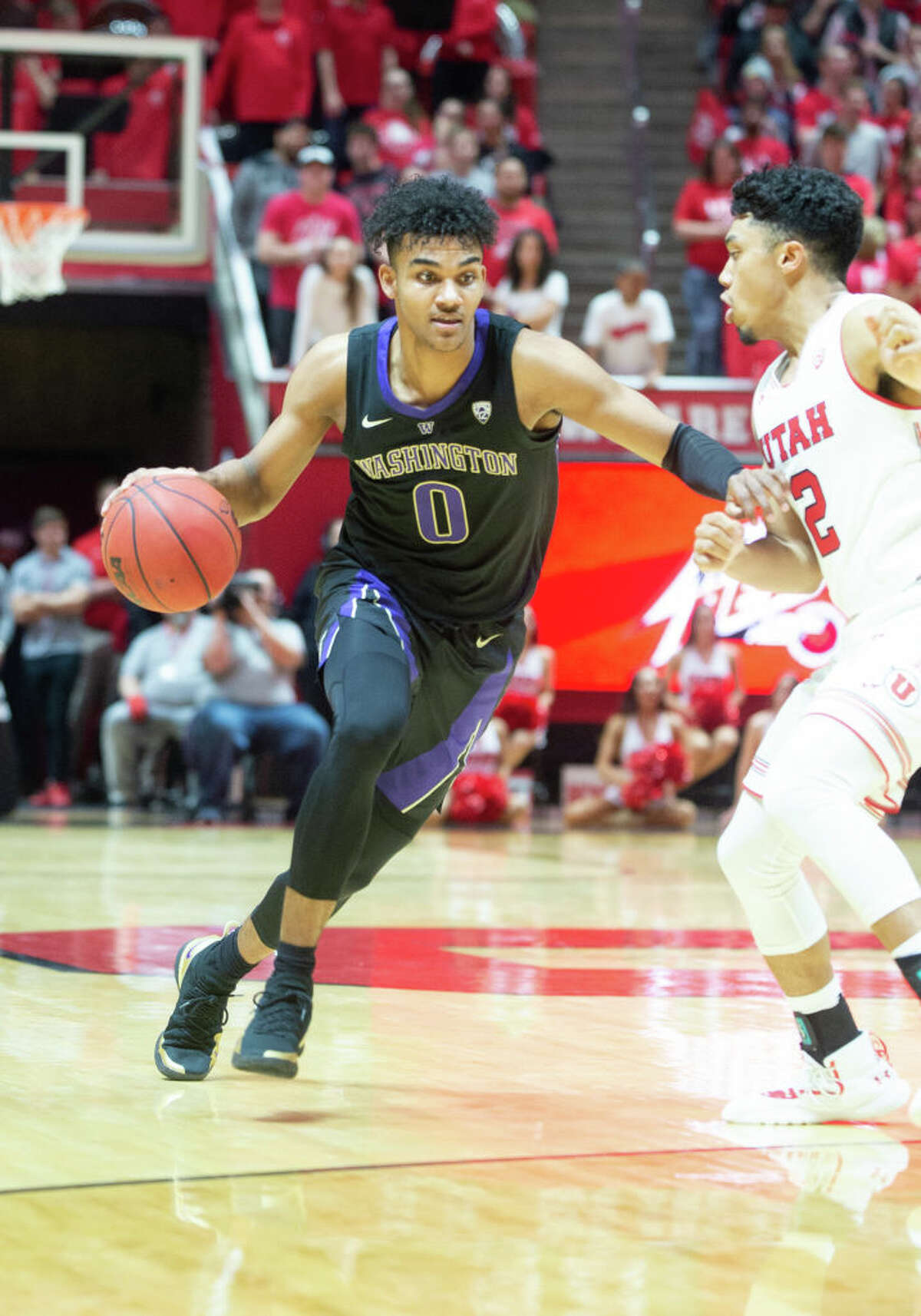1. Washington Huskies (12-4, 3-0 Pac-12) The Dawgs topped these rankings last week, and staked their claim once again with road wins over Utah and Colorado. The offense has been bolstered by Jaylen Nowell and Noah Dickerson, with both continuing to average double figures on better-than 50 percent shooting. This week, they'll have two winnable games against vulnerable Cal and Stanford teams.