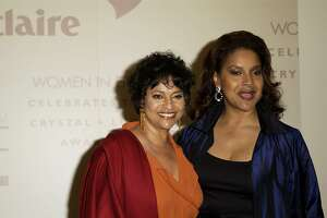CENTURY CITY, CA - JUNE 2:  Producer/director/choreographer Debbie Allen (L) and sister/actress Phylicia Rashad attend the Crystal & Lucy Awards celebrated by Women In Film at the Century Plaza Hotel on June 2, 2003 in Century City, California.  (Photo by Robert Mora/Getty Images)