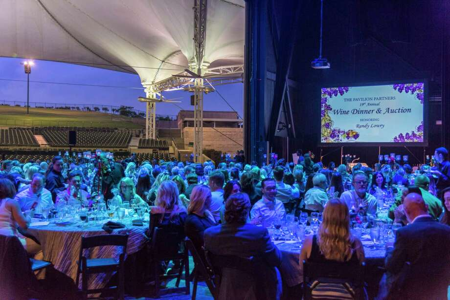 The twentieth annual Cynthia Woods Mitchell Pavilion Wine Dinner and Auction is set for March 24. Photo: Courtesy Of Ashley Gravois / Ted Washington