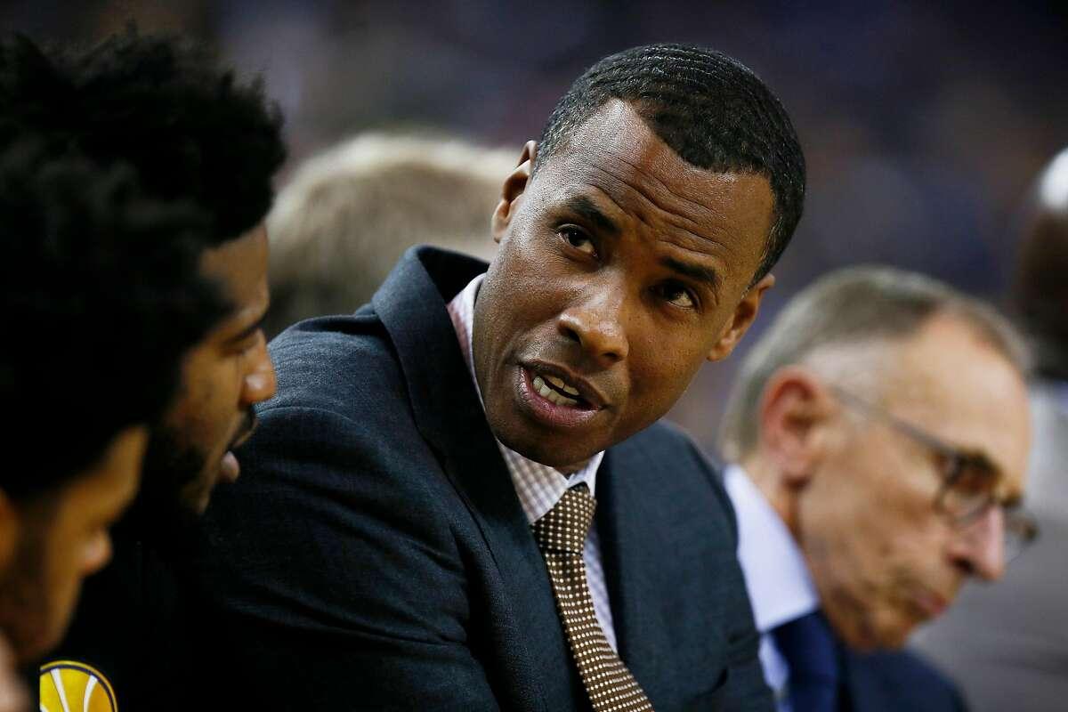 Jarron Collins spent seven seasons on Steve Kerr's Warriors staff, but now plans to pursue a job as a head coach or lead assistant.