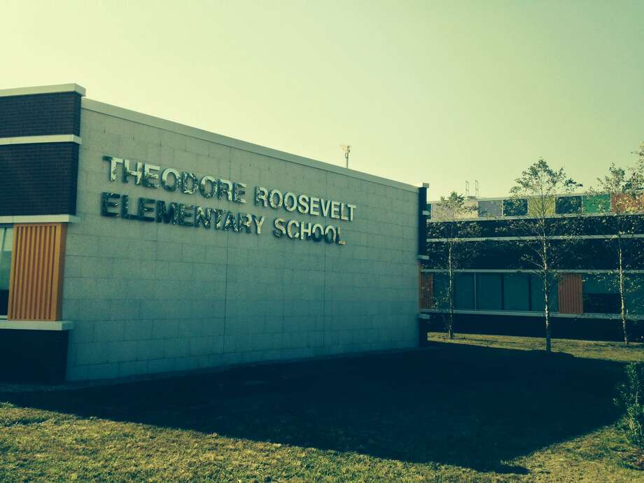 Theodore Roosevelt School Bridgeport CT Photo: Linda Conner Lambeck / Linda Conner Lambeck