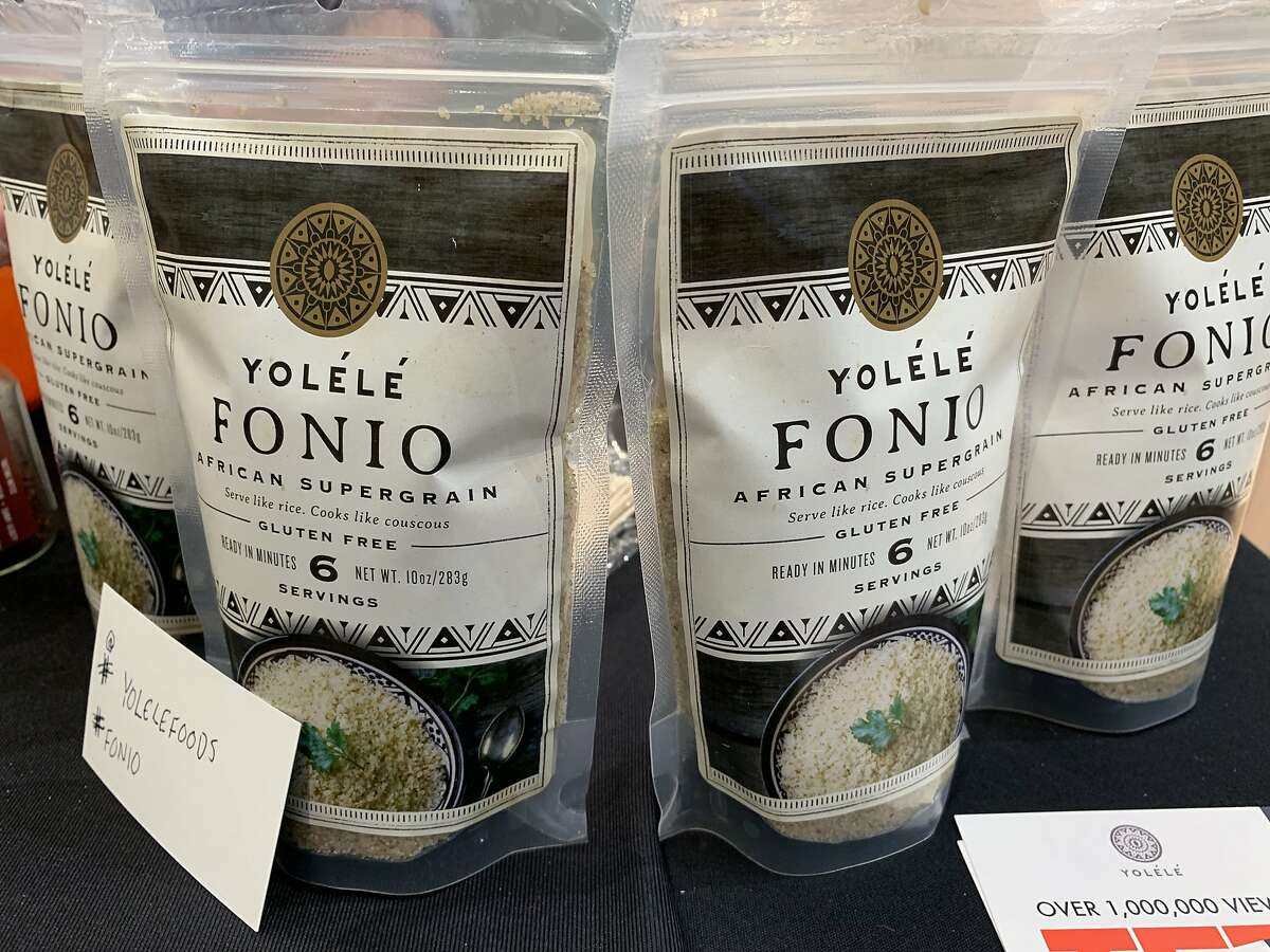 West African ingredients, including fonio, a grain that's similar in texture to couscous, were also a noticeable trend at the Winter Fancy Food Show.