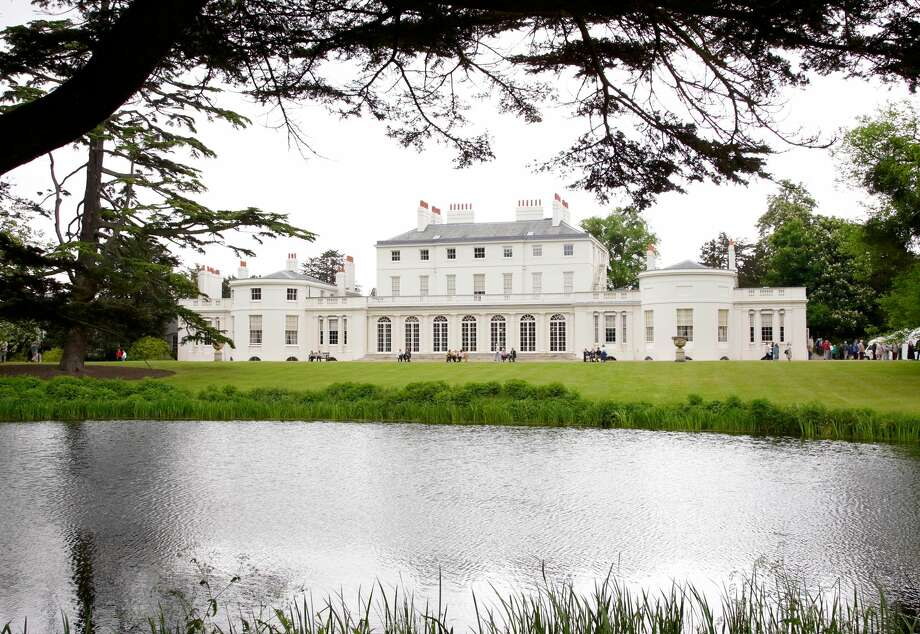 A general view of Frogmore House in Home Park, Windsor Castle on May 17, 2006. Frogmore House was built in 1680-1684 and has been used as a Royal residence since 1792 when it was purchased by Queen Charlotte. Photo: Max Mumby/Indigo/Getty Images