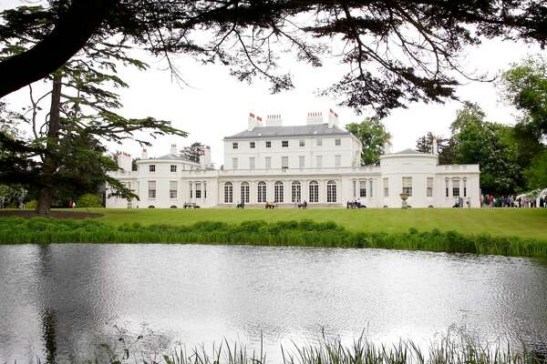 A general view of Frogmore House in Home Park, Windsor Castle on May 17, 2006. Frogmore House was built in 1680-1684 and has been used as a Royal residence since 1792 when it was purchased by Queen Charlotte.