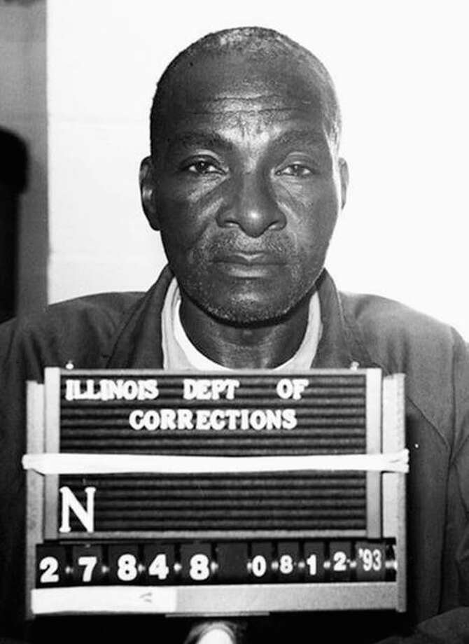 This August 1993 file photo from the Illinois Department of Corrections via The Southern Illinoisan shows Grover Thompson in the Menard Correctional Center in Dwight, Ill. Photo: Illinois Department Of Corrections Via The Southern Illinoisan Via AP, File