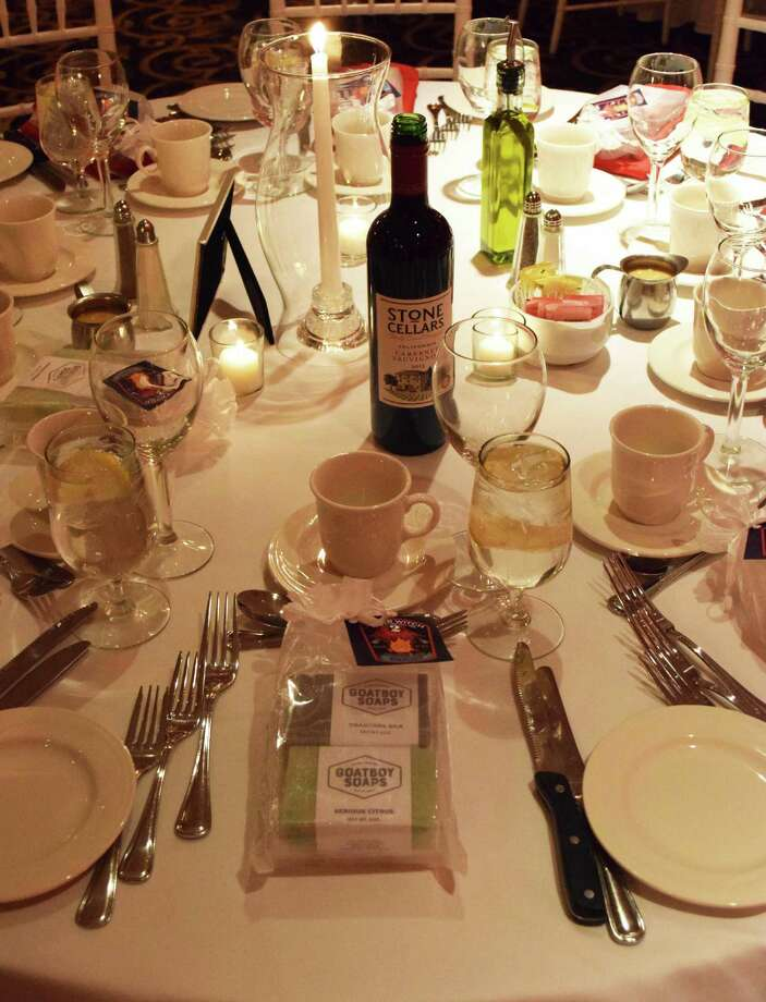 Annual dinner - New Milford Spectrum