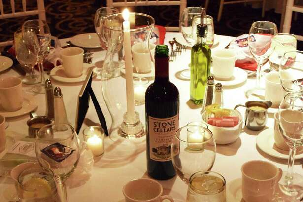 Spectrum/Water Witch Hose Co. #2 in New Milford held its annual dinner Jan. 11, 2019, at Candlewood Inn in Brookfield. The event included a cocktail hour, the presentation of the chief?'s report, the captain?'s report, milestone anniversary pins and the Chief?'s Award, dinner and dancing. Tables were dressed throughtfully and featured a gift for each guest - Goatboy Soaps.