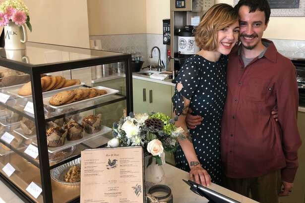 The River & Rail Café on Bank Street in New Milford is already making a name for itself. The owners, Ethan and Nicky Grievous, opened the dining establishment at the start of the year.