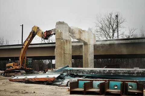 MDOT: M-20 bridge will re-open next month - Midland Daily News