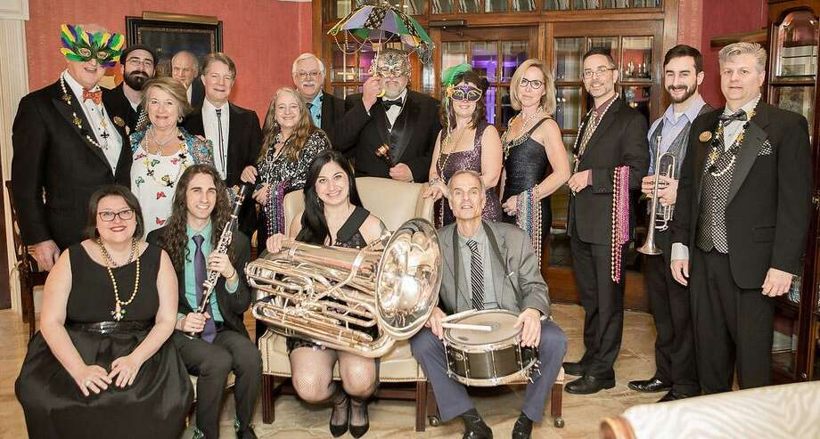 Shoreline Arts Alliance's seventh annual Mardi Gras Gala will benefit Shoreline Arts Alliance programs, advocacy and educational outreach Feb. 9 at the Saybrook Point Inn and Spa in Old Saybrook. Photo: Contributed Photo / © Judith L. Barbosa