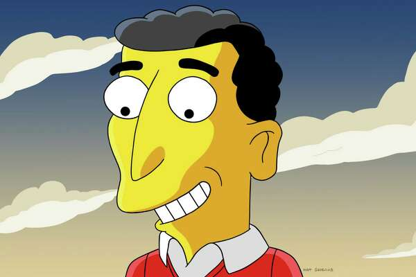 "Comedy writer/author Mike Reiss, who is a co-creator of ""The Simpsons"" - and whose image here has been ""Simpsonized"" - will share stories about the show, including behind-the-scenes details, at Danbury Library on Jan. 26."