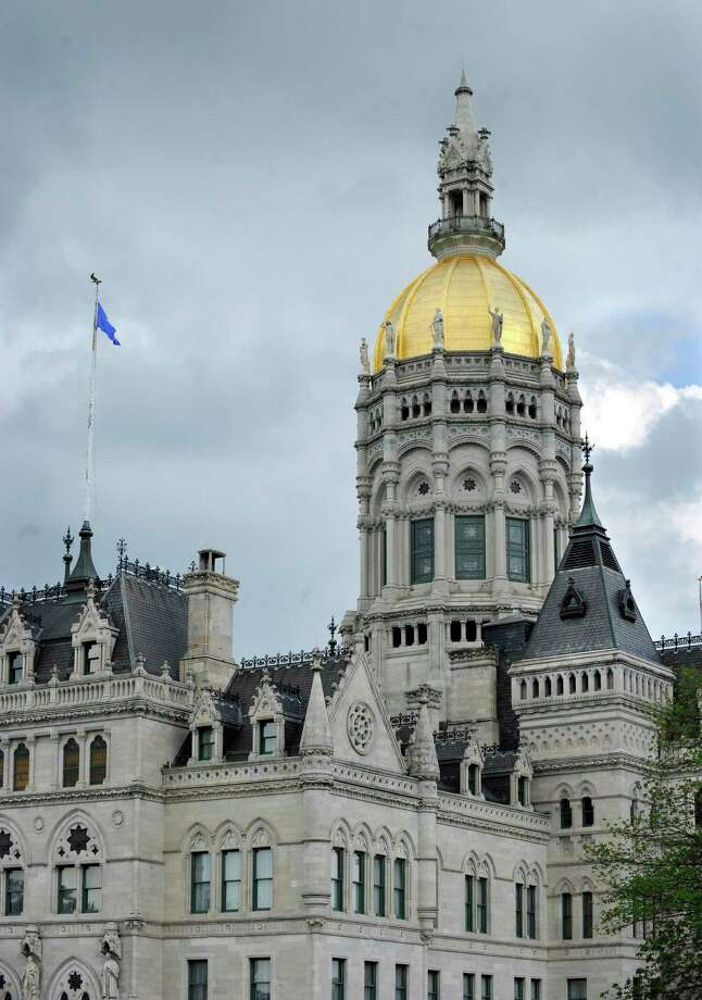 The Connecticut State Capitol building in Hartford. Photo: Carol Kaliff / Carol Kaliff / The News-Times