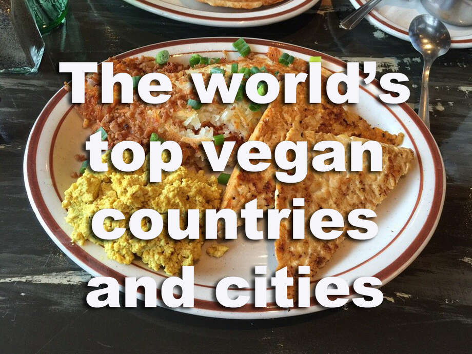 Chef's Pencil, an online recipe catalog, used Google search data to determine the cities and countries where veganism was most popular in 2018.