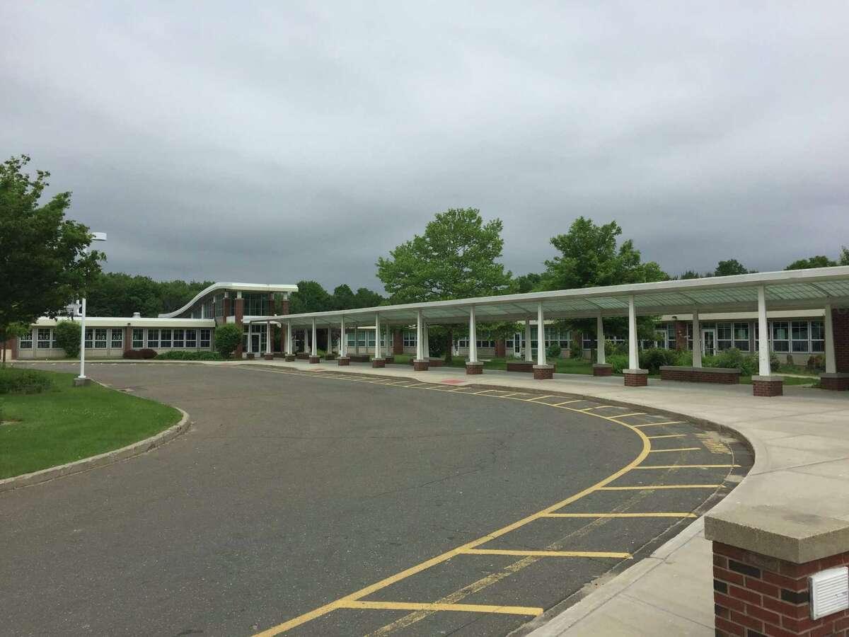 The Wintergreen Interdistrict Magnet School building.