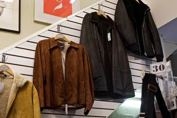 Six standout secondhand stores for men's clothing