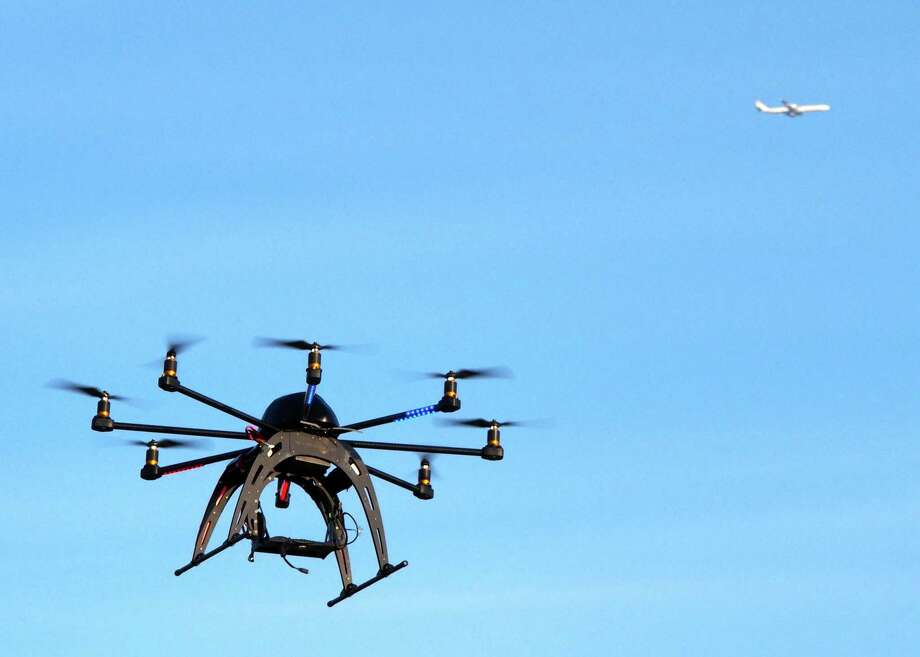 The proposals are just part of a multipronged effort to allow expansion of commercial use of drones while protecting public safety, security and privacy. Photo: Robert MacPherson /AFP /Getty Images / Robert MacPherson